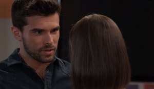Chase questions Willow on General Hospital