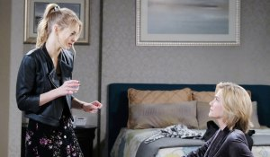 claire blames eve for tripp breaking up with her on days of our lives