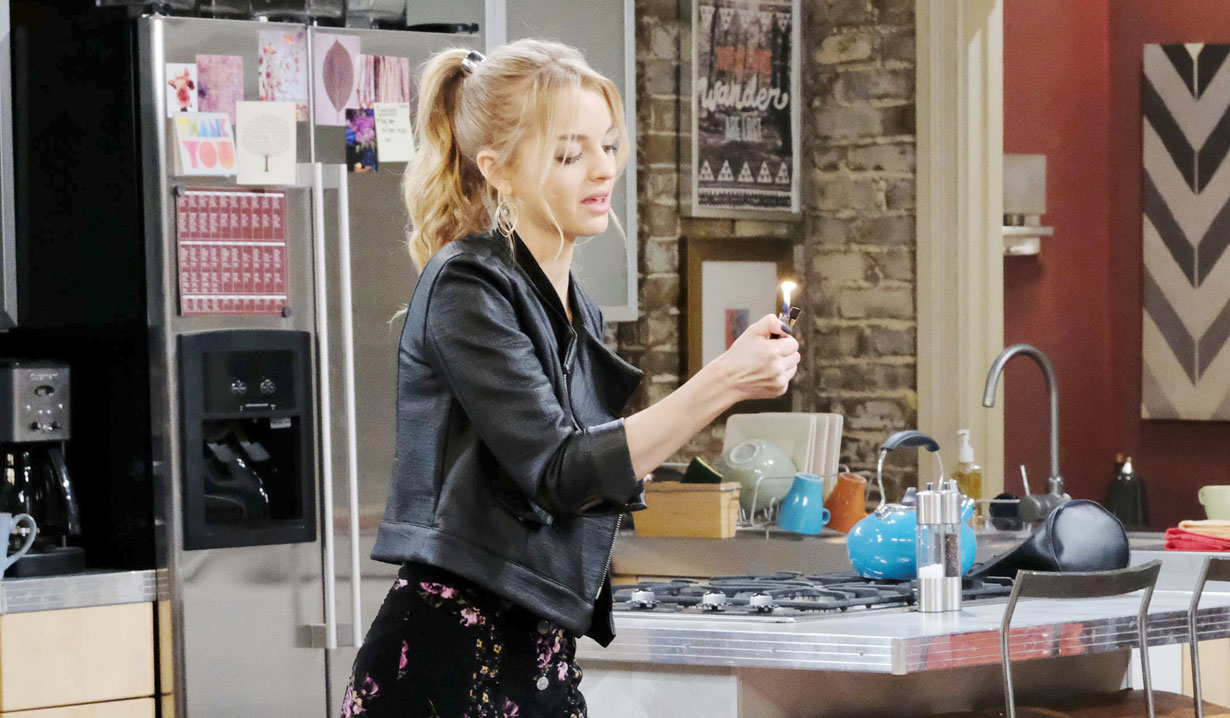 Photos: Days of our Lives' Jack sworn in as mayor, Eve attacks Ben