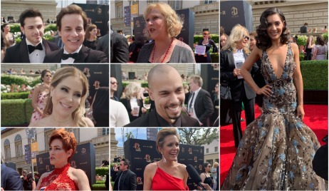 emmys red carpet interviews