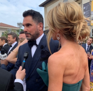 don diamont bold and beautiful 2019 daytime emmy red carpet