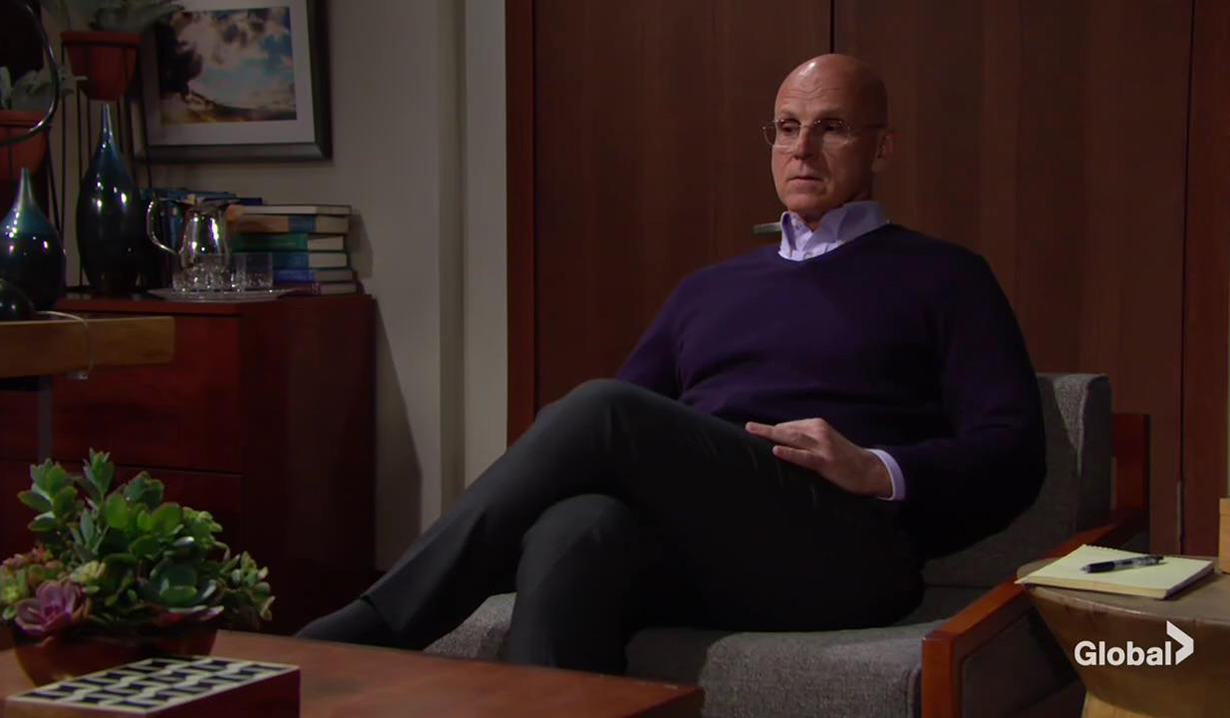 dr calhoon young and the restless