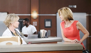 Kassie DePaiva, Mary Beth Evans eve and kayla days of our lives