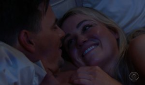 flo and wyatt talk after making love on bold and beautiful
