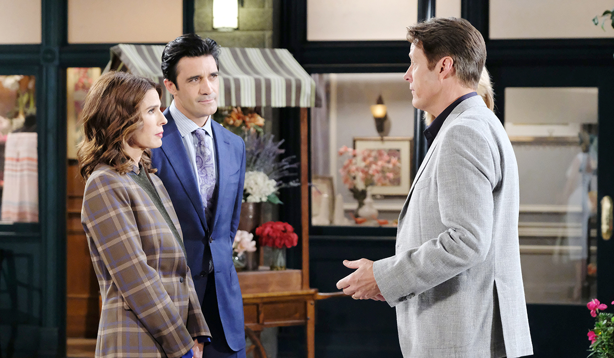 jack hope dirty ted at square Days of our Lives