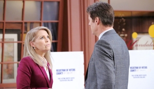 jenn jack election day Days of our Lives