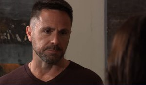 Julian appeals to Sam on General Hospital