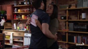 Lola and Kyle settle in The Young and the Restless