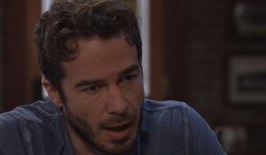 Lucas talking to Julian on General Hospital