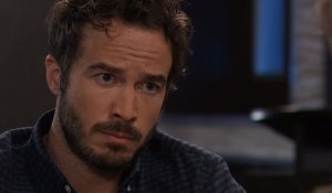 Lucas concerned over Wiley on General Hospital
