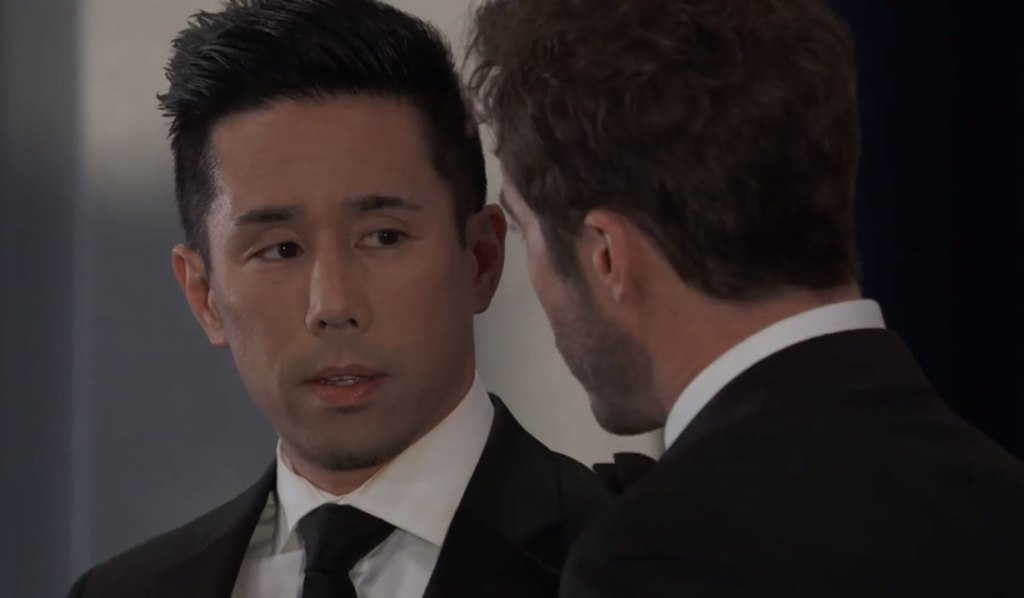 lucas urges brad to open up on general hospital