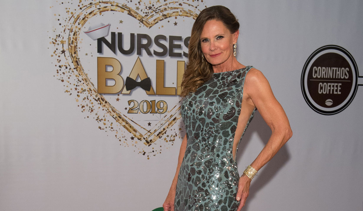 lucy coe General Hospital Nurses Ball 2019