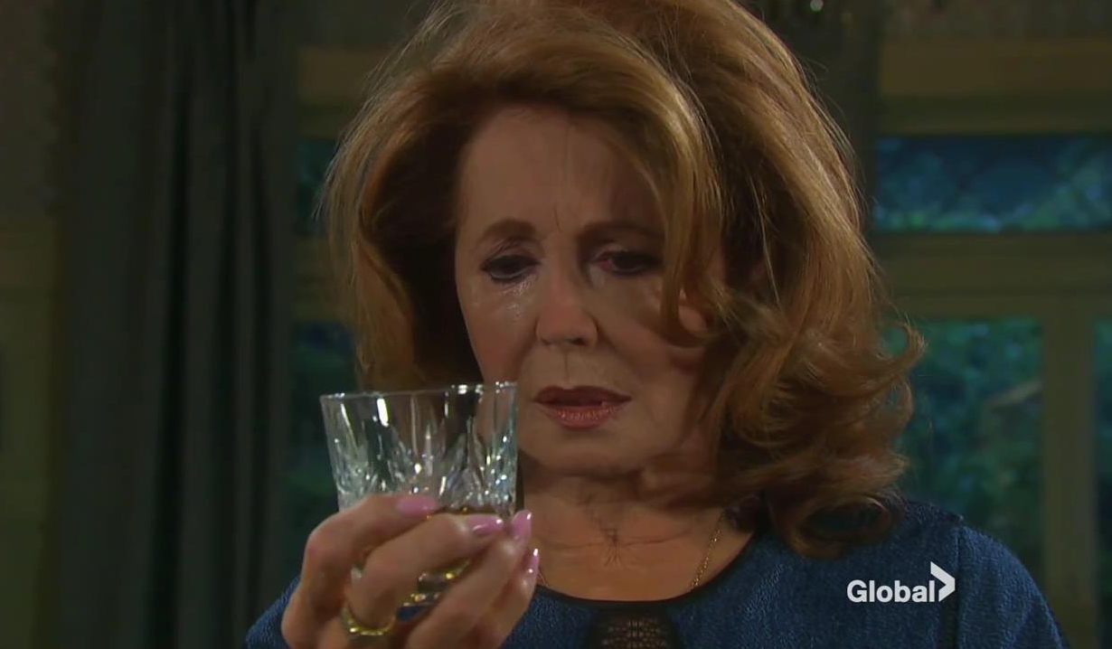 maggie almost drinks days of our lives