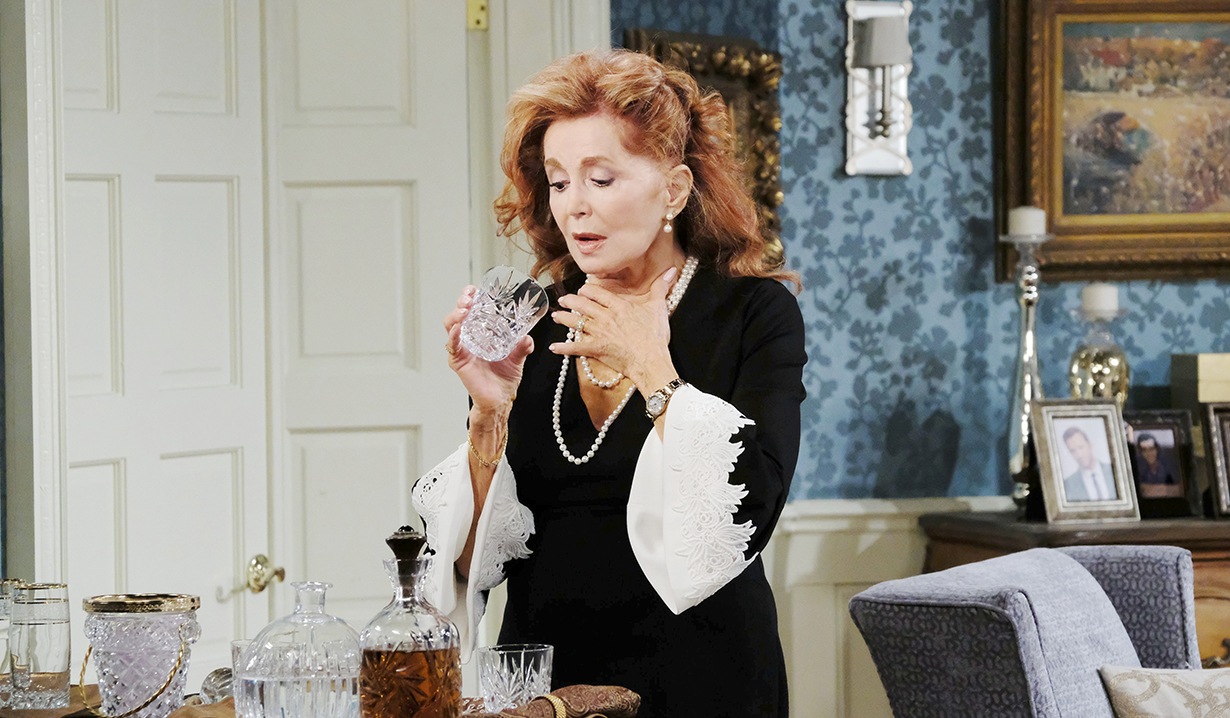 maggie drinks days of our lives