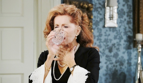 maggie boozes it up days of our lives