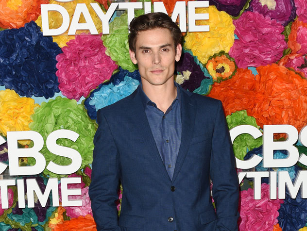 mark grossman young and restless cbs daytime emmy party 2019