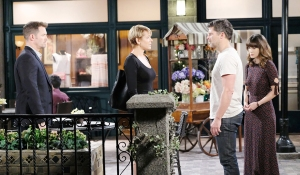 nicole angry eric days of our lives