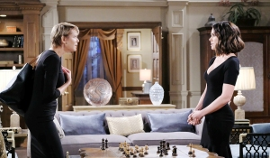 nicole yells chloe days of our lives