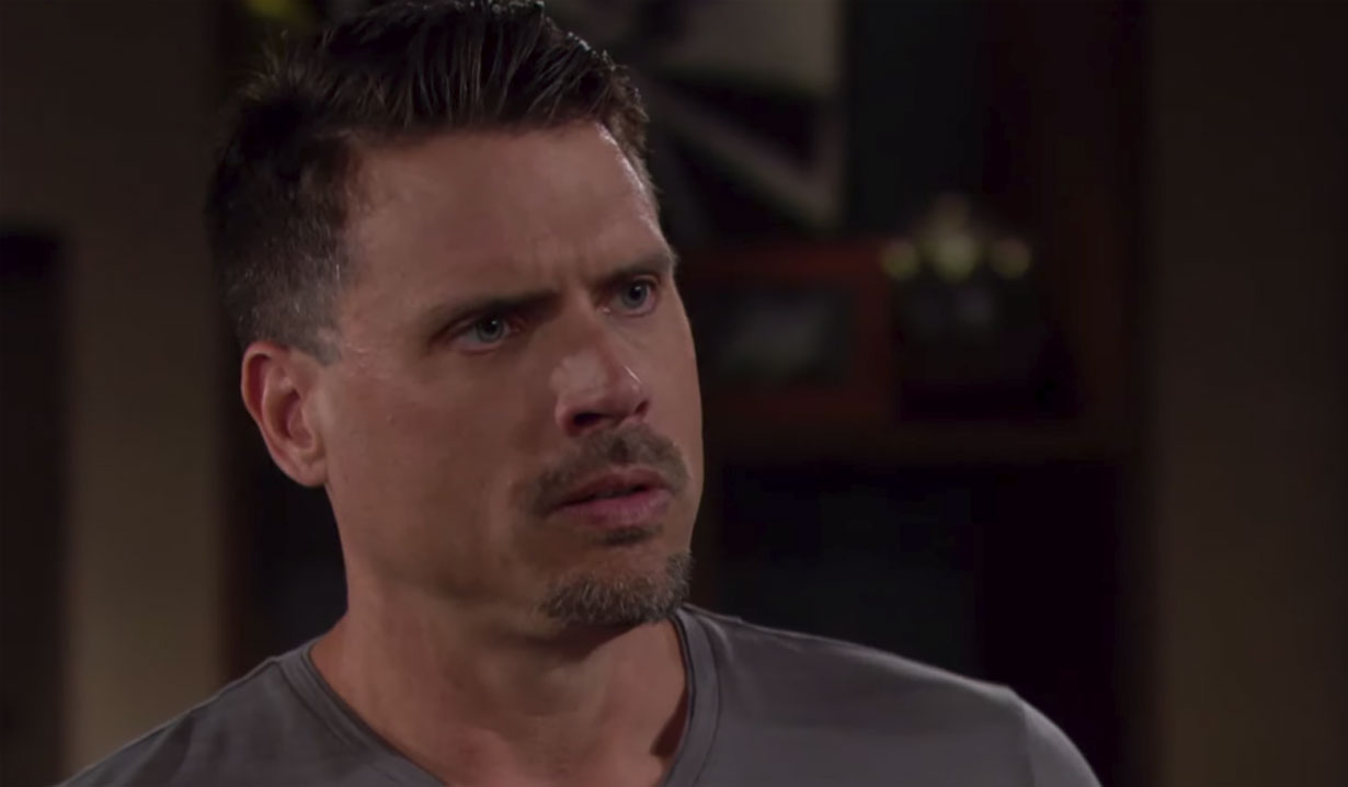 nick learns adam is in gc on young and restless