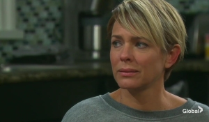 nicole cries days of our lives