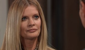 NIna reacts to Jax's news on General Hospital