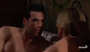 rey and sharon vegas young and restless