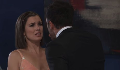 shiloh screams at willow on general hospital
