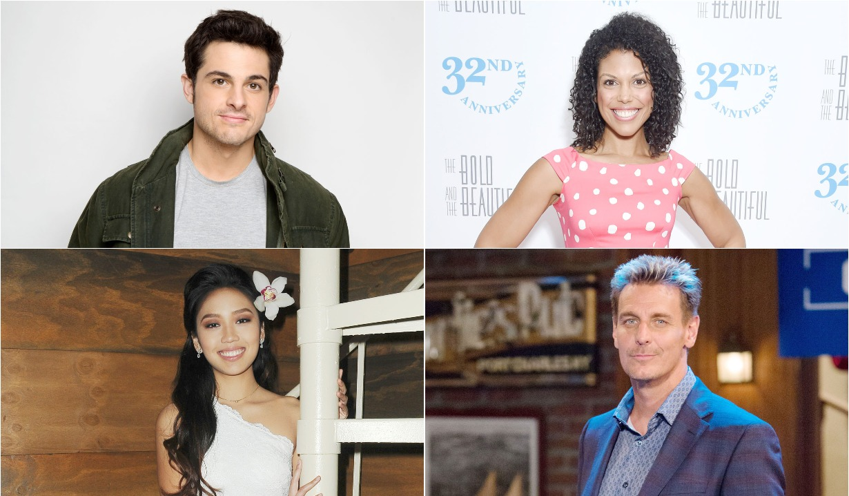 soap stars mothers day 2019 bold and beautiful days of oue lives general hospital young and restless