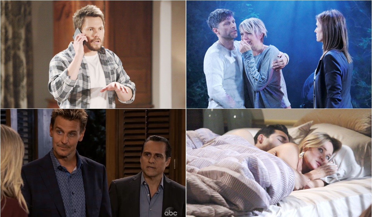 bold and beautiful days of our lives general hospital young and the restless roundup May 13