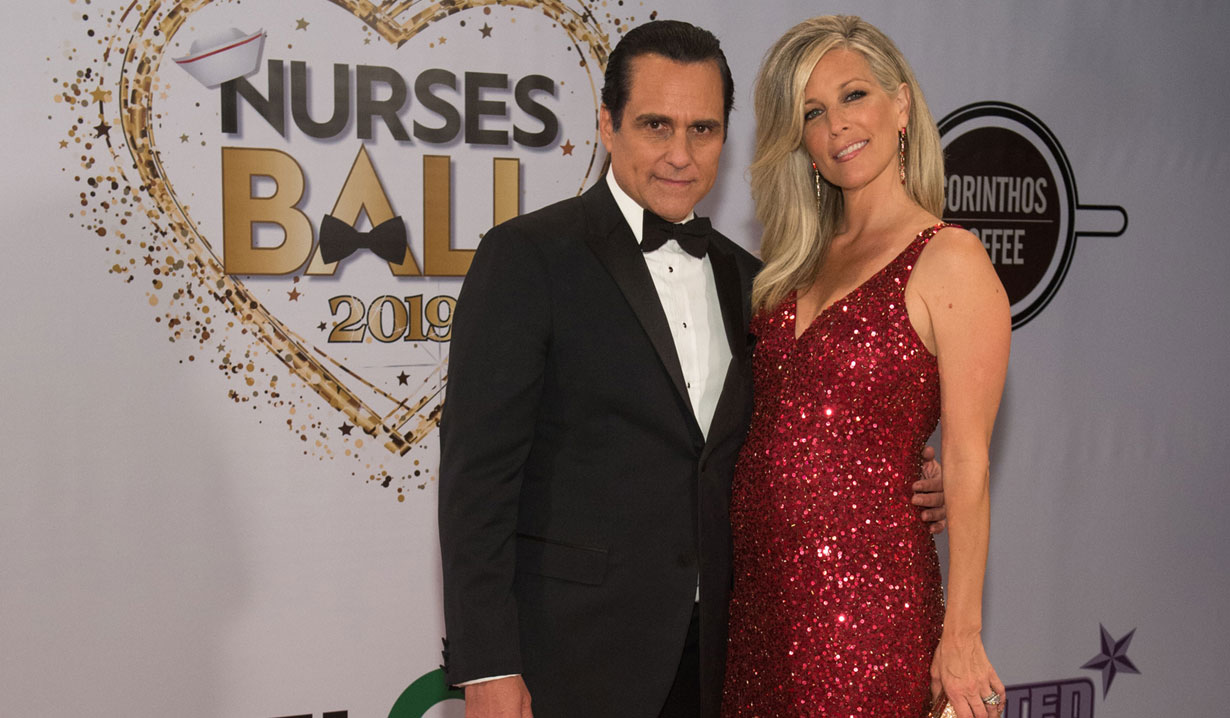 Carly and Sonny 2019 General Hospital Nurses Ball