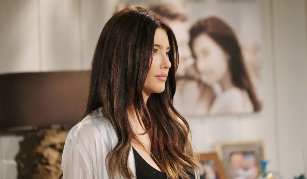 steffy back home on bold and beautiful