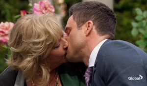 Traci fantasizes about Cane The Young and the Restless