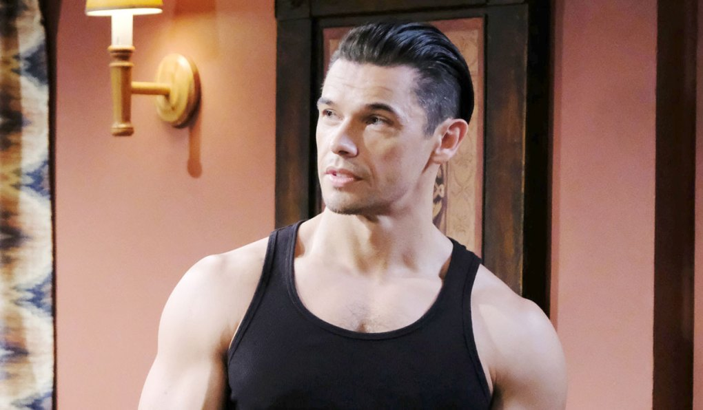 xander's partner is revealed on days of our lives