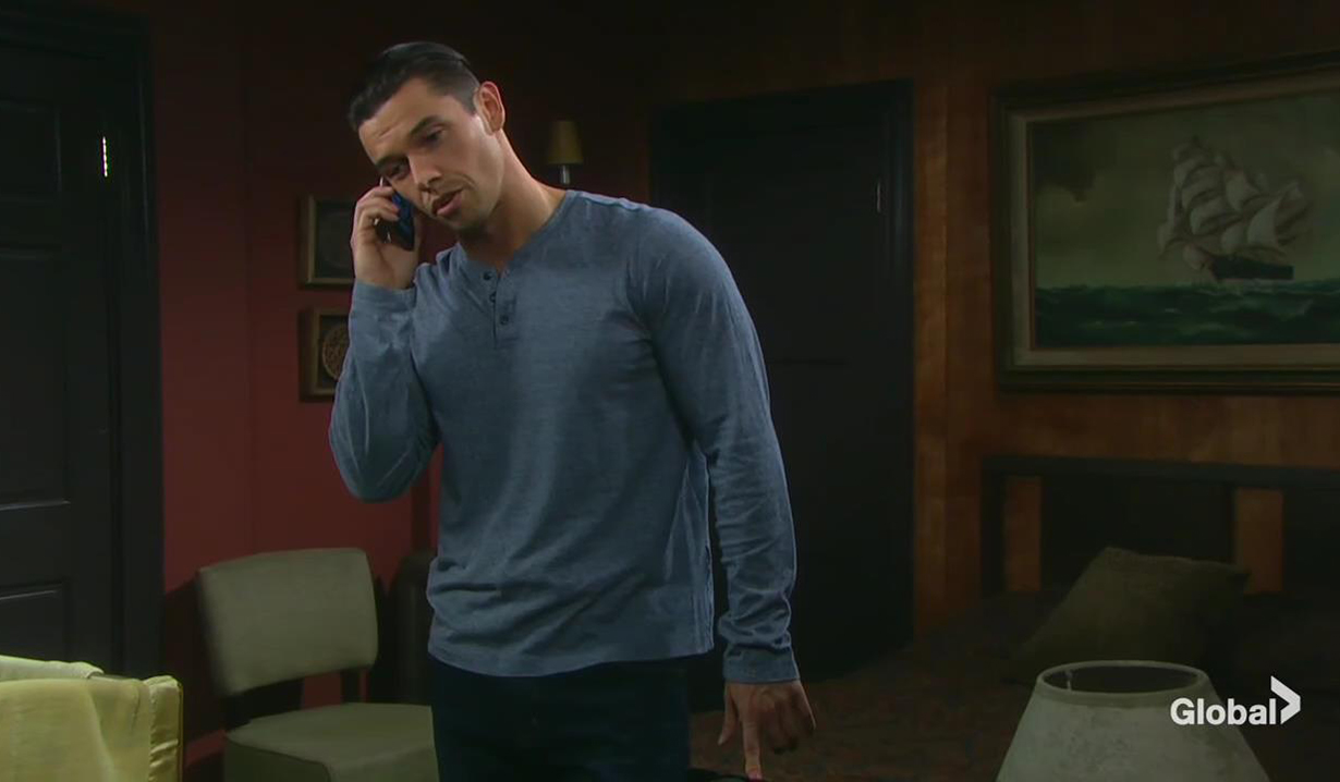 xander on call days of our lives