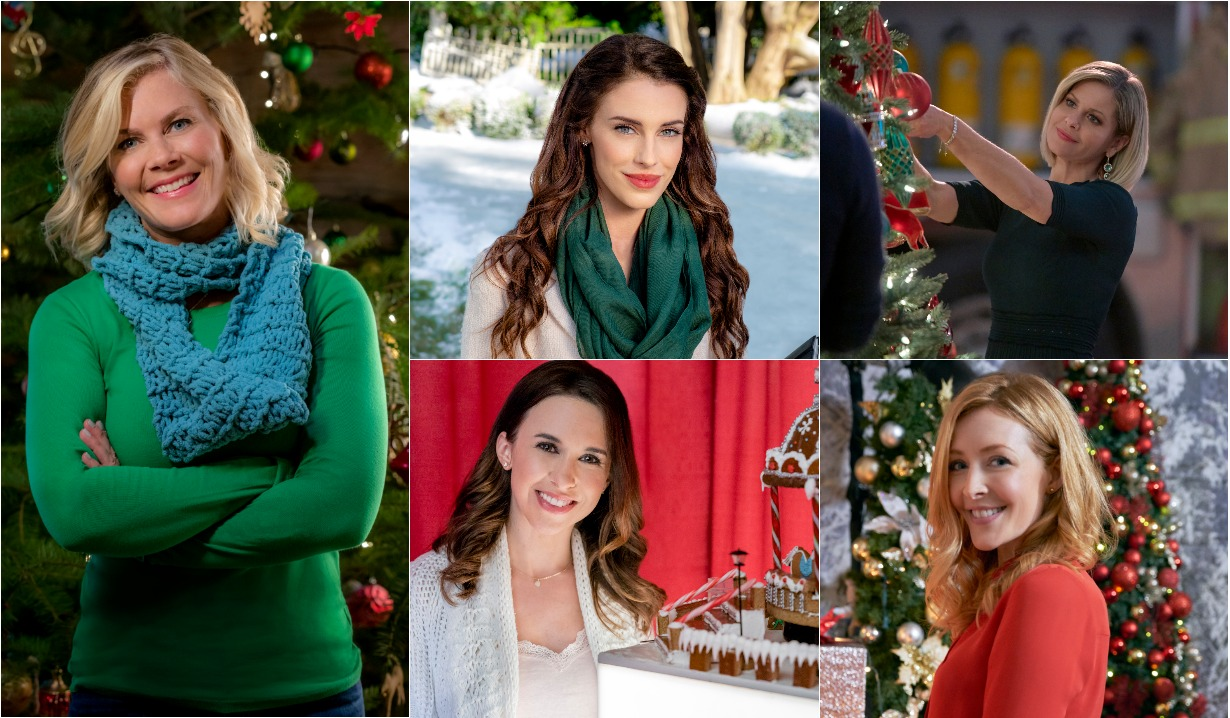 Soap Opera News: Hallmark's Christmas in July 2019 Premieres