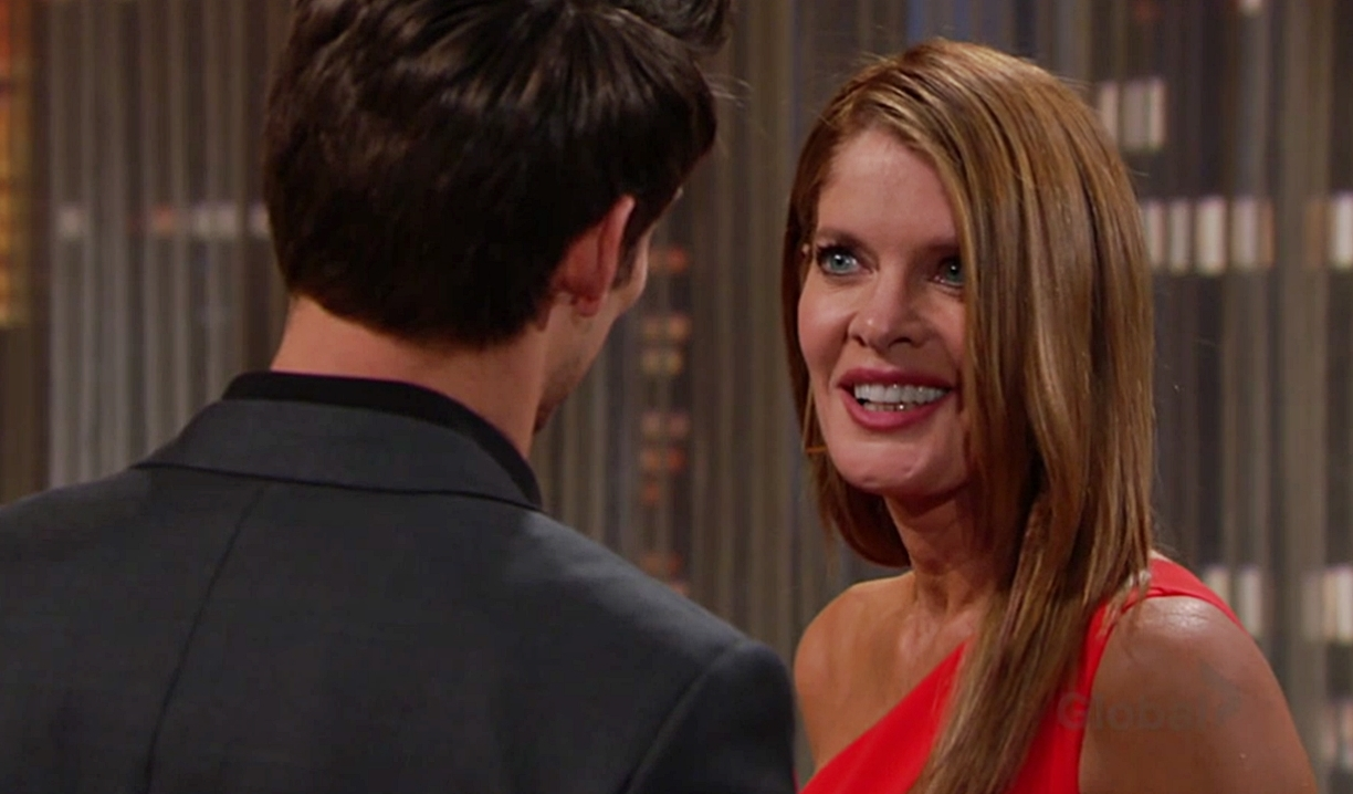 Phyllis taunts Adam Young and Restless