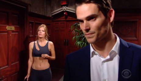 Adam and Phyllis' revenge on Young and the Restless