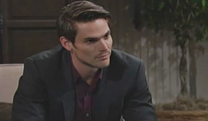 Adam plots Young and Restless