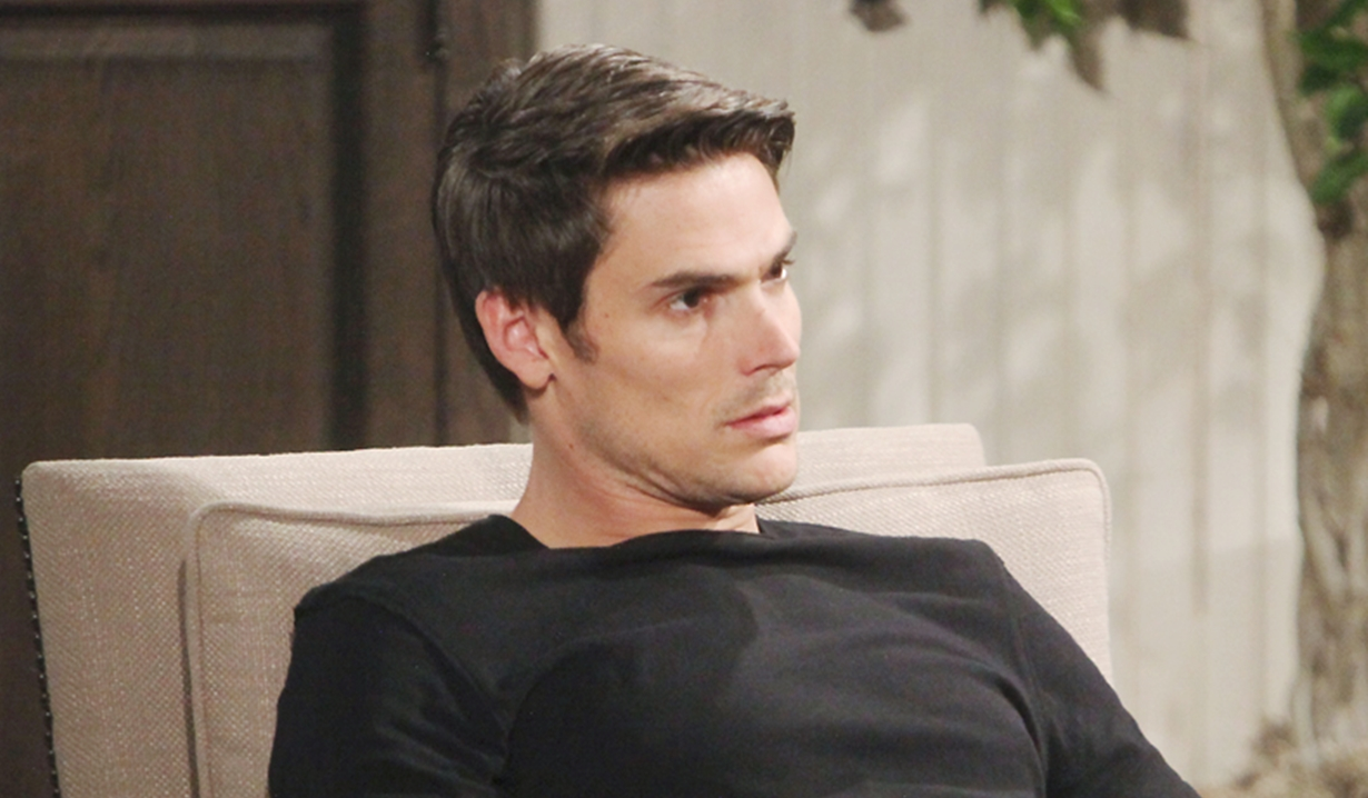 Adam makes demands Young and Restless