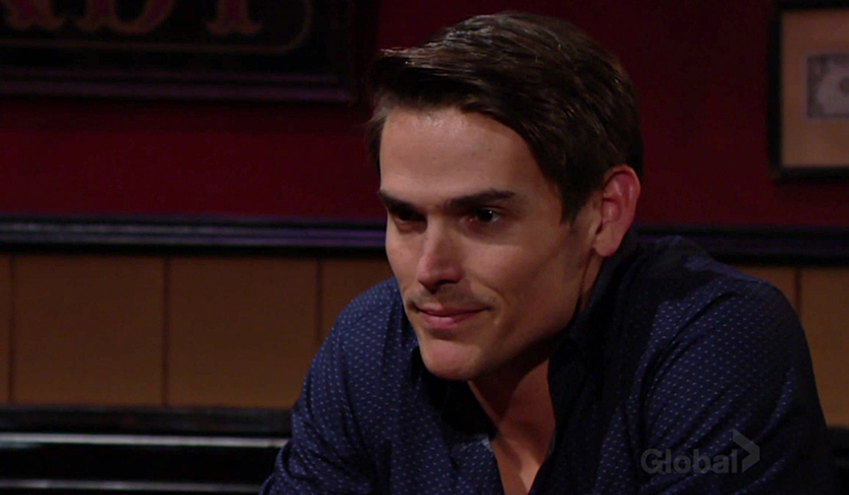 Adam meets with Kevin Young and Restless