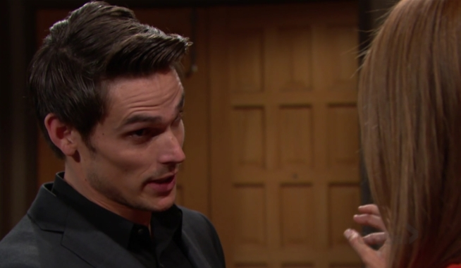 Adam makes Phyllis an offer Young and Restless