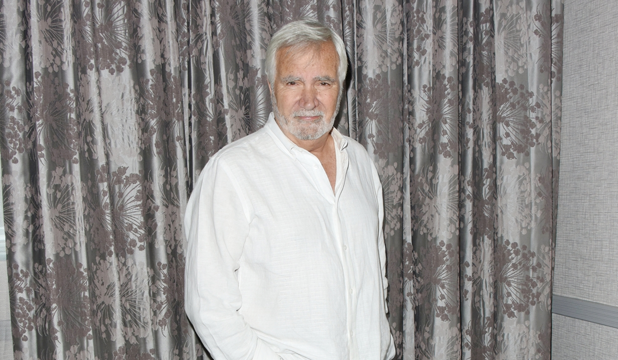 John McCook Bold and Beautiful fan event