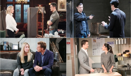 6-24-19 spoilers for bold and beautiful days of our lives general hospital young and restless