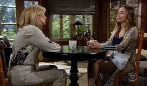 Brooke warns Hope Bold and Beautiful
