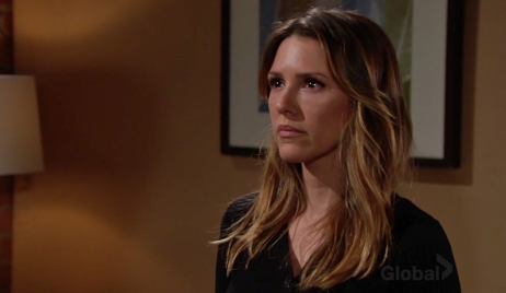 Chloe faces Adam on Young and Restless