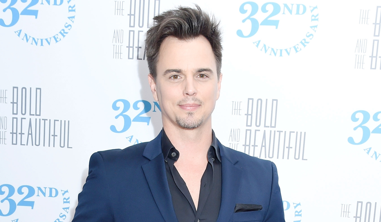 Darin Brooks The Missing Sister Bold and Beautiful