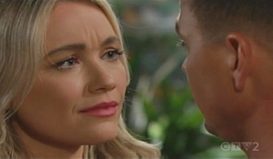Wyatt asks Flo to move in on Bold and Beautiful