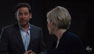 Franco tries to convince Ava to avoid revenge General Hospital