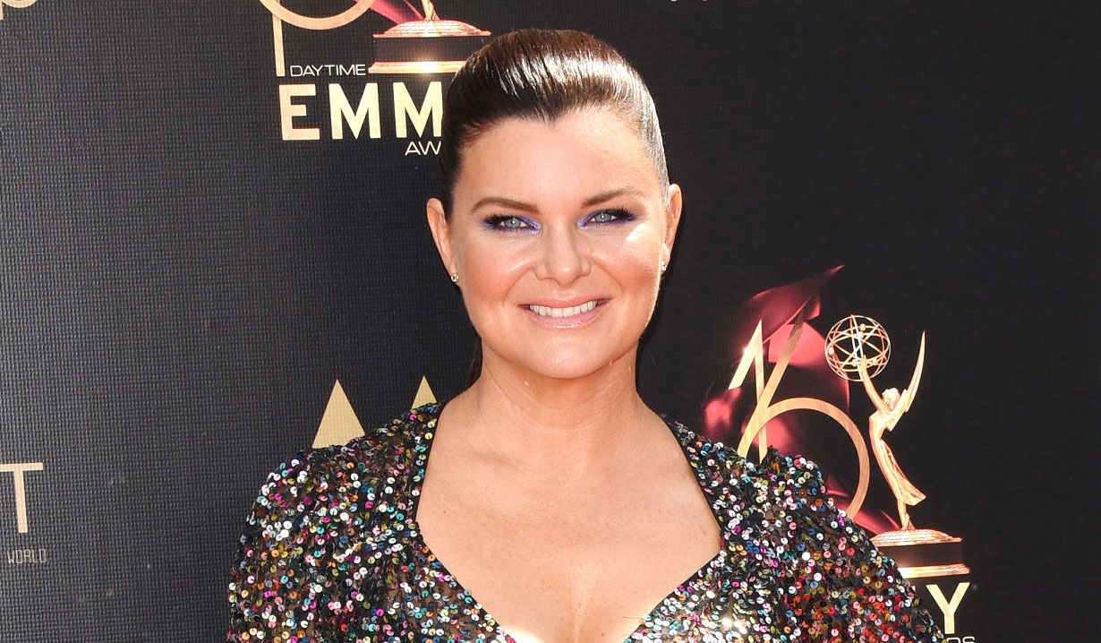 Heather Tom directs Young and the Restless
