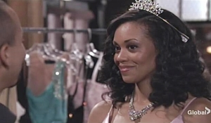 Hilary prom flashback Young and Restless